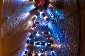 Новогодняя Авто-Ёлка Харьков