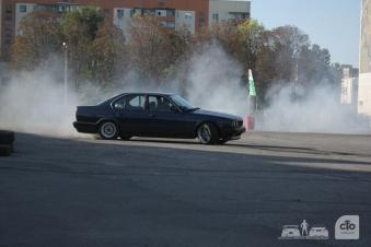 Drift-Show на площадке «Фрунзе авто»
