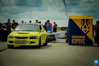 1-й этап Национальной серии Украины по Drag Racing Poltava 2017